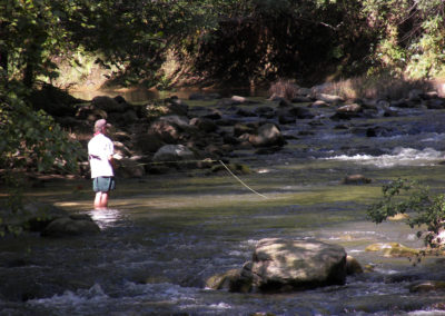 river fishing