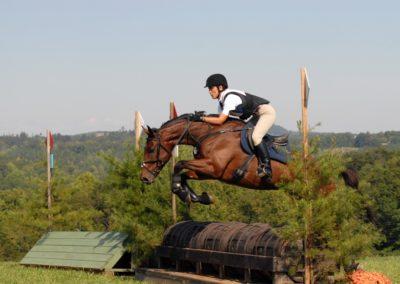 TRHC jumping