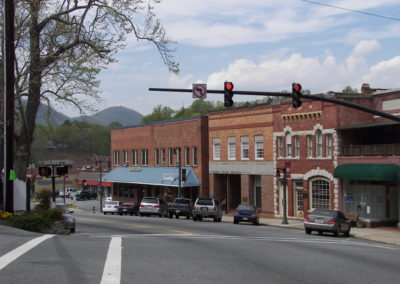 Downtown Tryon