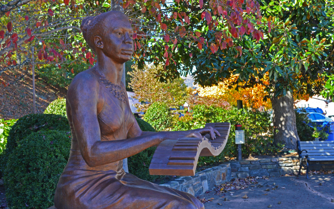 Tryon's Nina Simone receives recognition in 2018